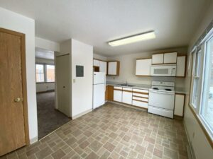 Palace Apartments & Townhomes in Mitchell, SD - 2 Bedroom Townhome Kitchen