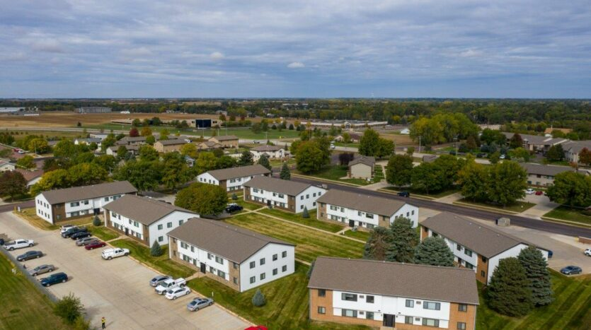 Northland Court Apartments in Mitchell, SD - Property Overview 1