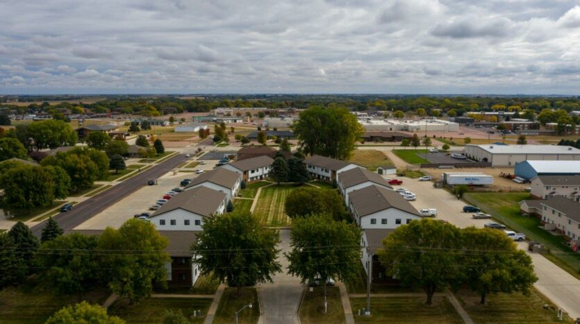 Northland Court Apartments in Mitchell, SD - Property Overview 2