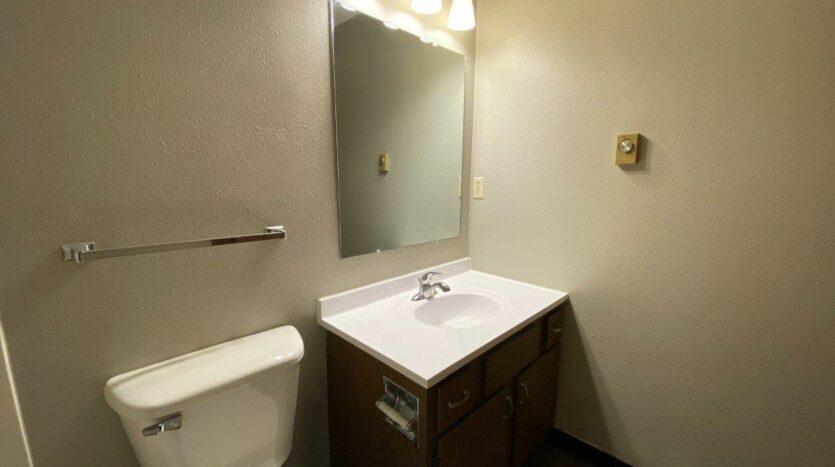 Northland Court Apartments in Mitchell, SD - Bathroom Vanity