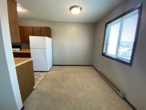 Northland Court Apartments in Mitchell, SD - Alternative 2 Bed Dining Area