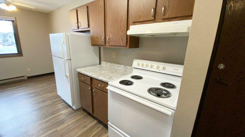Northland Court Apartments in Mitchell, SD - Kitchen2