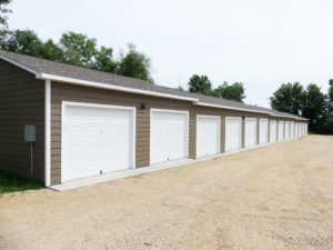 Farmstead in White, SD - Onsite Garages