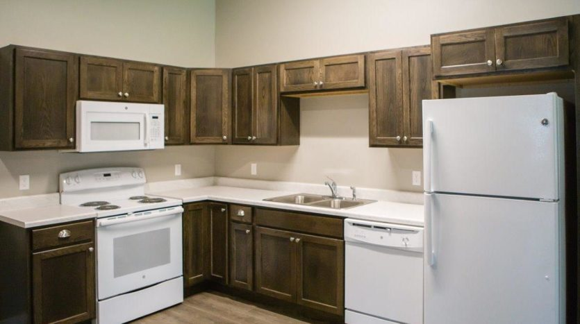 Farmstead in White, SD - Kitchen