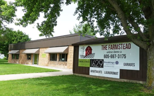 Farmstead in White, SD - Property Sign