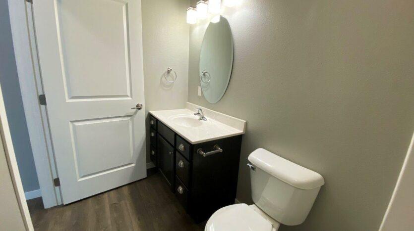 Farmstead in White, SD - Guest Bathroom Vanity