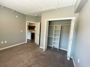 Farmstead in White, SD - Guest Bedroom Closet