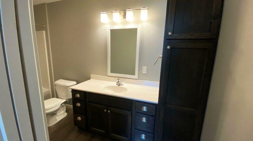 Farmstead in White, SD - Master Bathroom Vanity