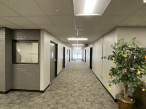 Farmstead in White, SD - Hallway 3