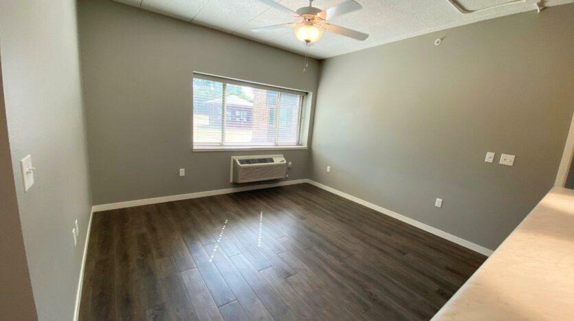 Farmstead in White, SD - Living Room