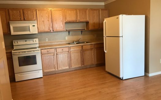 Meridian Lofts in Yankton, SD - Kitchen