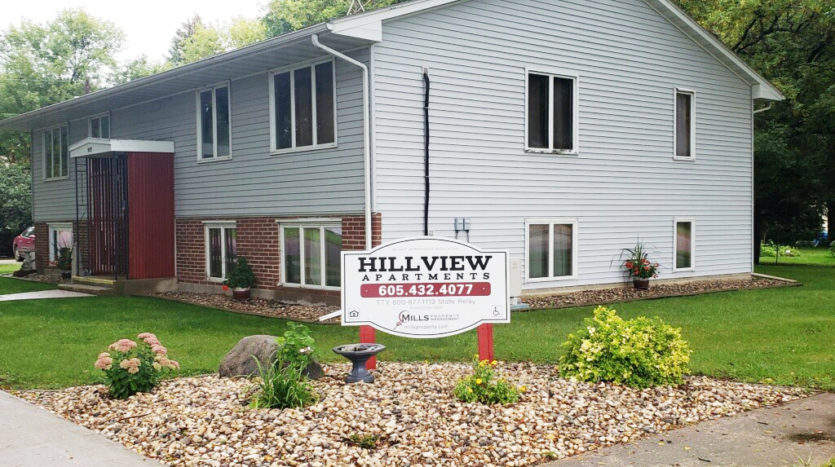 Hillview Apartments in Wilmot, SD - Exterior