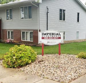 Imperial Apartments in Wilmot, SD - Exterior