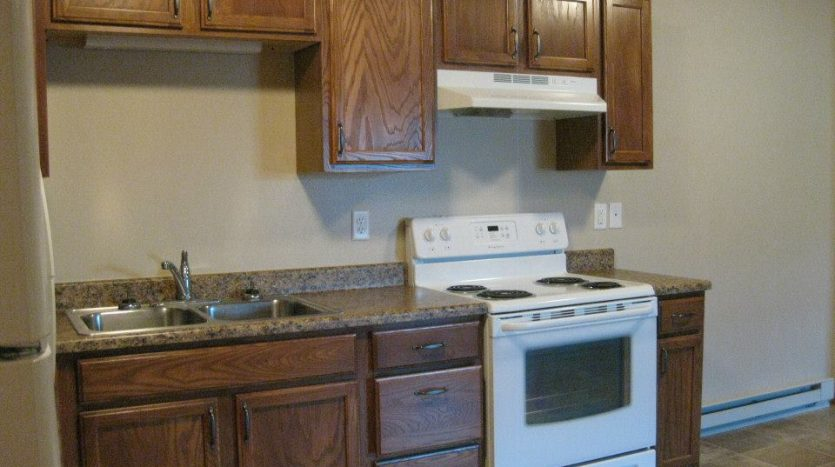 North Prairie Apartments in Aurora SD - Kitchen
