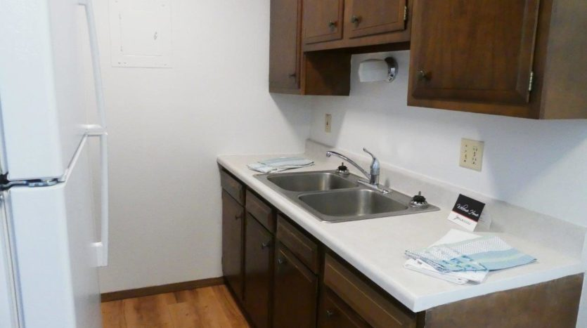 Kanyon Krossing Apartments in Miller, SD - Kitchen Alternate View