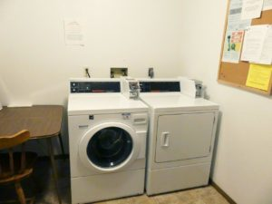 Kanyon Krossing Apartments in Miller, SD - - Onsite Laundry