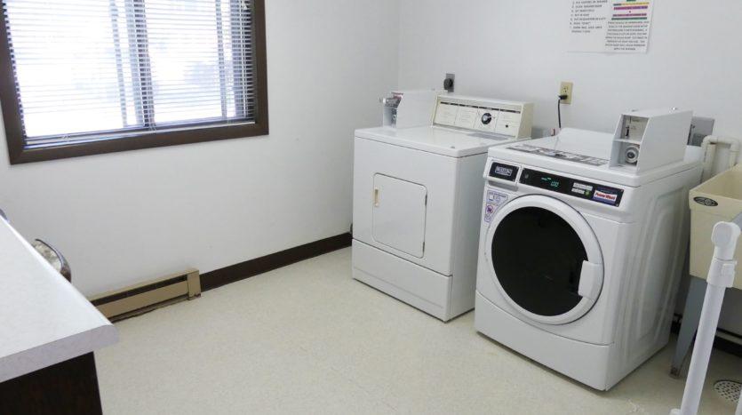 Miller Plaza in Miller, SD - Onsite Laundry