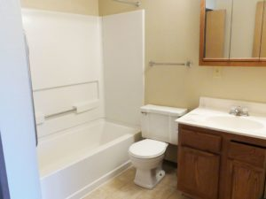 Milbank Apartments in Milbank SD - Bathroom