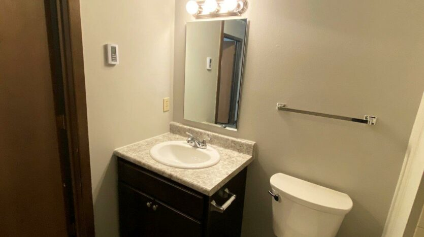 Miller Plaza in Miller, SD - Bathroom Vanity