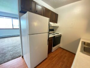 Kanyon Krossing Apartments in Miller, SD - Alternative Layout Kitchen2