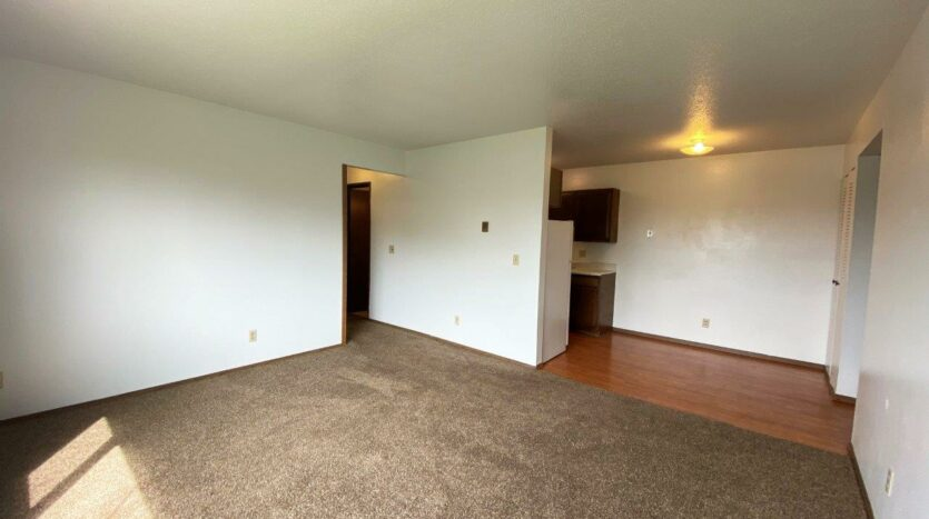 Kanyon Krossing Apartments in Miller, SD - Alternative Layout Living Room