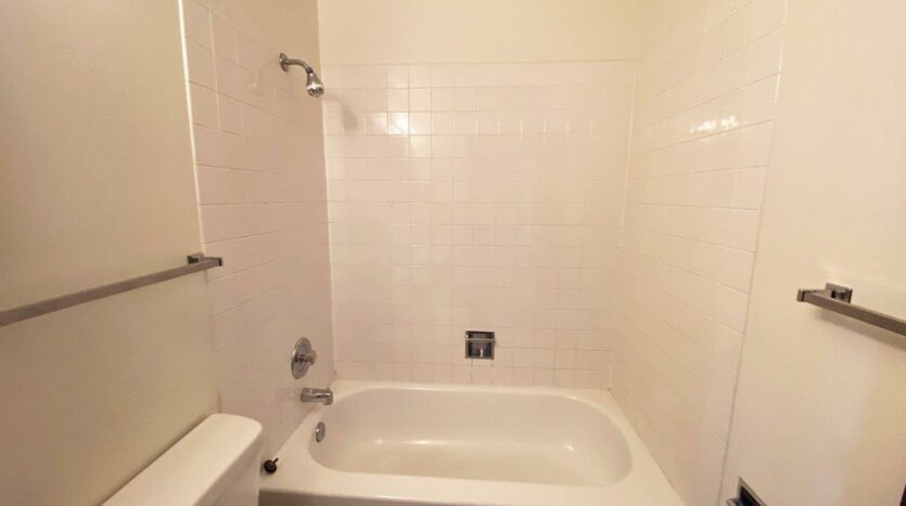 Village Pointe Apartments in Mitchell, SD - Bathtub and Shower