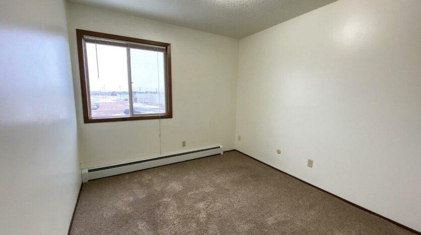 Village Pointe Apartments in Mitchell, SD - Alternative Floor Plan Bedroom 2