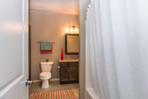 Edgerton Apartments II in Mitchell, SD 1Bed 1Bath-Bathroom