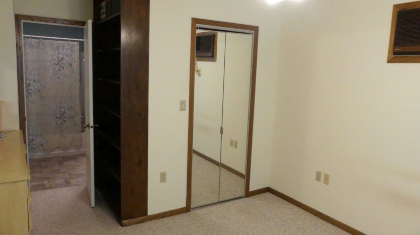 318 1/2 7th Ave South in Brookings, SD - Bedroom 2 Closet (Upper Level)