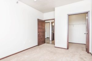 Edgerton Apartments in Mitchell, SD-1Bed 1Bath-Bedroom
