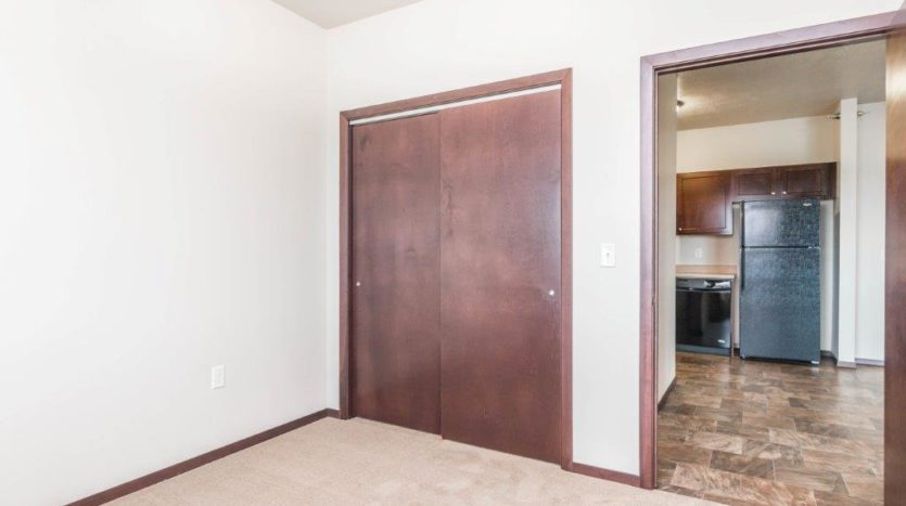 Edgerton Apartments-2Bed 1Bath-Bedroom to Kitchen View