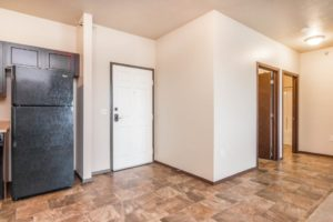 Edgerton Apartments in Mitchell, SD-2Bed 1Bath-Entrance