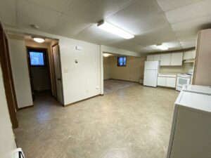 318 1/2 7th Ave South in Brookings, SD - Lower Unit Entry View