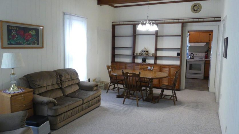 318 1/2 7th Ave South in Brookings, SD - Living Room (Upper Level)