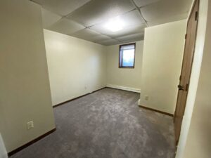 318 1/2 7th Ave South in Brookings, SD - Lower Unit Bedroom 1