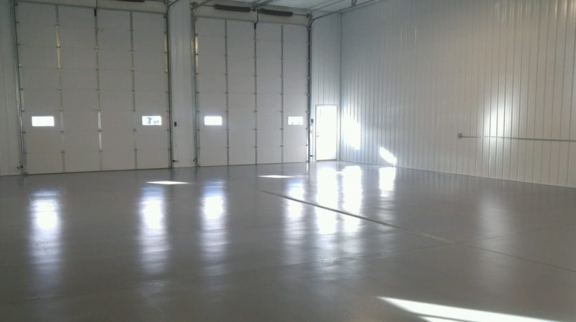LNB Storage in Volga, SD- Doors