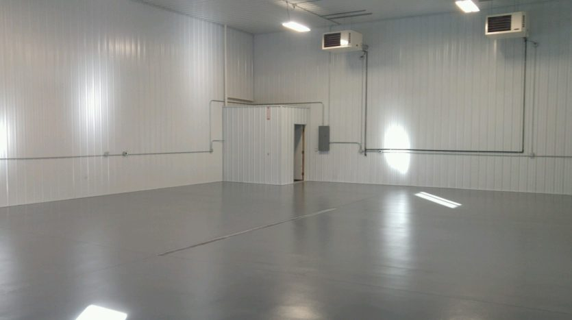 LNB Storage in Volga, SD- Interior