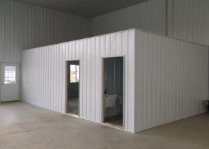 LNB Storage in Volga, SD- Office/Bathroom