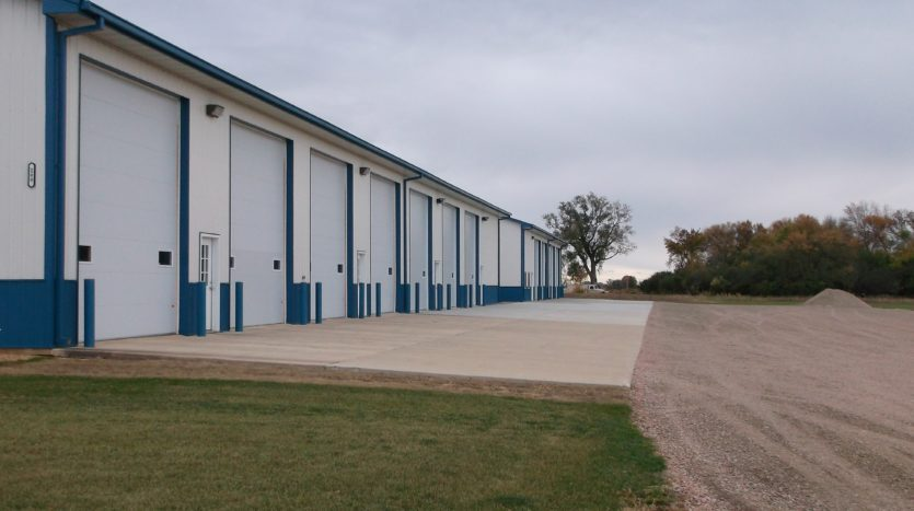 LNB Storage in Volga, SD- Exterior