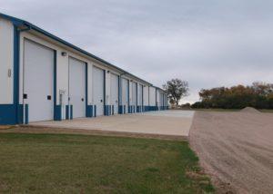 LNB Storage in Volga, SD- Exterior