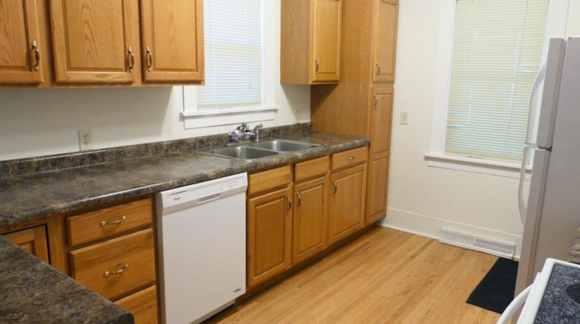 1033 8th Ave in Brookings SD - - Kitchen