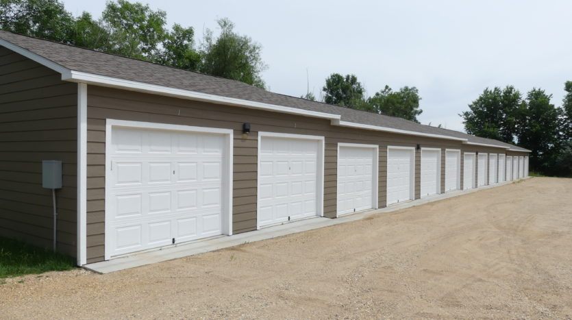 The Farmstead Garages in White, SD - Exterior