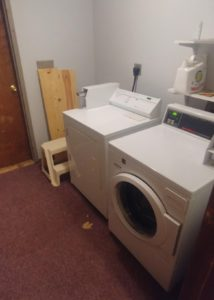 Boardwalk Apartments in Pierre, SD - Laundry Room