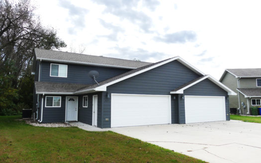 Ideal Twinhomes in Brookings SD - Exterior