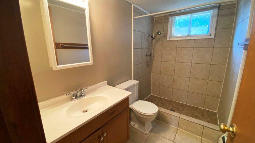 2021 3rd Street in Brookings, SD - Downstairs Bathroom