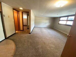 2021 3rd Street in Brookings, SD - Downstairs Living Area