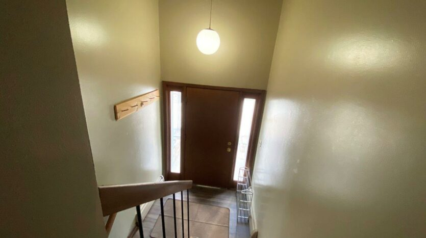 2021 3rd Street in Brookings, SD - Side Door and Stairs