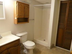 602/604 5th St in Brookings, SD - Unit 604 1/4 Bathroom