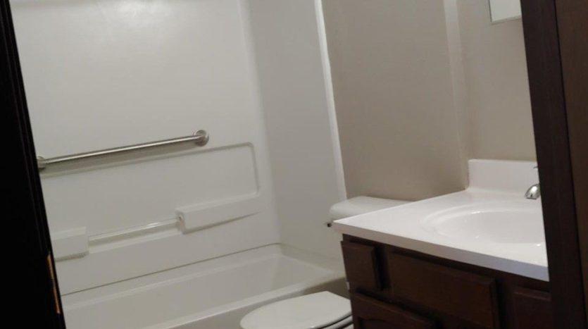 McCormick Apartments in Bridgewater, SD - Bathroom Renovation