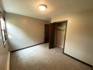 Prairie Circle Duplexes in Brookings, SD - 801 Bedroom 1 Closet
